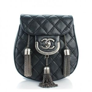 ISO - Chanel Coco Sporran (black only)